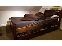 Warren Evans Mozart Single Bed+2 Drawers