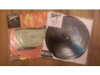 The Darkness 'One Way Ticket' & 'Is It Just Me?' Limited Edition 7 inch Picture Disc Vinyl Singles