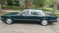 1995 jaguar vanden plas great condition price lowerd