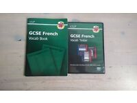 GCSE French Vocabulary Book & Vocabulary Tester (CD) AQA/WJEC/OCR/EDEXCEL/PEARSON