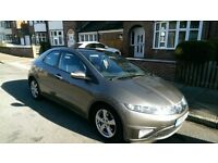 Honda Civic low mileage for sale