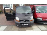 Renault trafic 1.9 dci spares and repairs