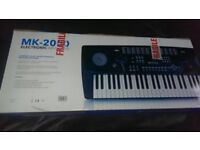NEW Unopened MK-1000 54-Key Portable Keyboard from gear4music