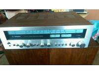 Vintage technics sa5370 receiver