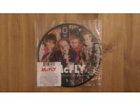 McFly '5 Colours In Her Hair' Picture Disc Vinyl Single (Debut Single with B Side feat. Busted)