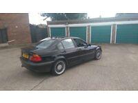 1999 BMW 318I 1.9 SE SALOON MANUAL