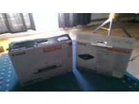 Canon printer and scanner boxed with all packaging