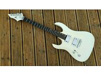 Left Handed Red Planet Electric Guitar