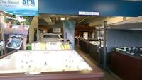 hot tubs and swim spas 50% off