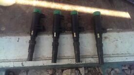 4 Ignition Coils for Renault Megane 07(1.6l)
