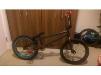 Custom Eastern BMX, New Cranks, Sprocket, Chain, Grips and Pedals. £150 Need it gone This week!