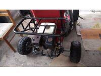 Honda 5.5hp/173cc buggy