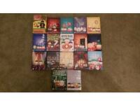 South Park DVD's - Season 1-17