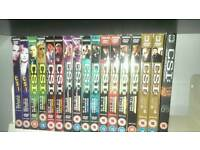 CSI DVD collection