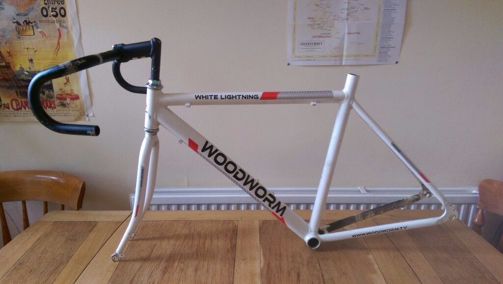 Lightweight Alumnium Road Bike Frame Size (S) Bargain
