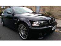BMW M3 Manual (REPLICA) 328i Coupe £2795 ono