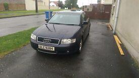 Audi a4 2004 no mot