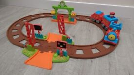 ELC Happyland Country Train Set - £8