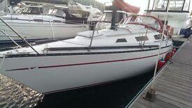 Sadler 32 Sailing Yacht