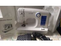 BRAND NEW BOXED FULL SIZE 16 STITCH MULTI FUNCTIONAL SEWING MACHINE** DELIVERY IS POSSIBLE**