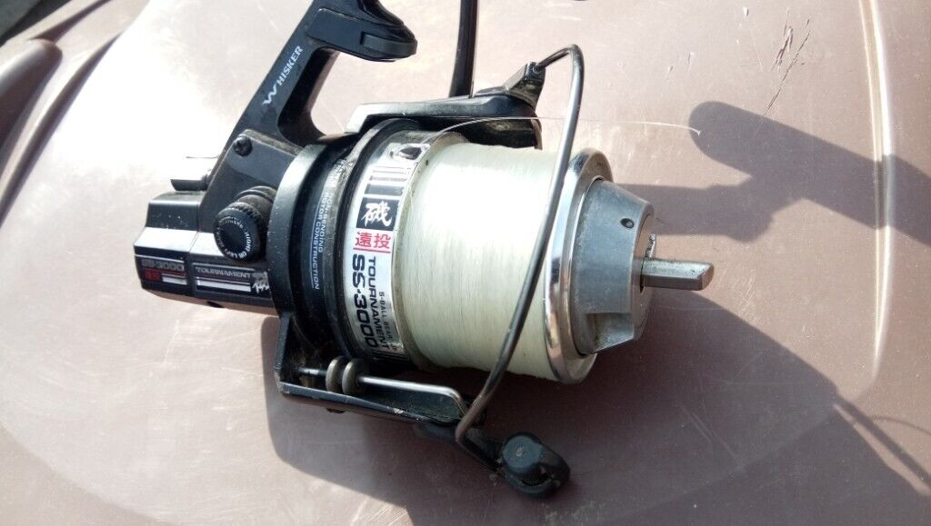 3f1a3502e95 Daiwa SS 3000 Tournament reels (pair) with SS Baitrunner conversions