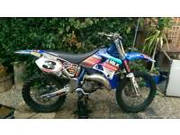 Yamaha YZ125 not kx, cr, ktm