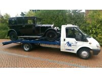 Norwich, Norfolk, breakdown and recovery, classic/car transportation accross UK + 24/7