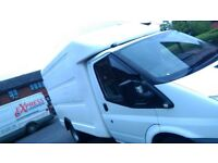 Ford transit Ex Bt box van