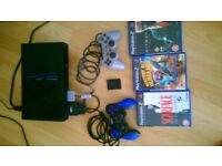 Play Station 2 plus games