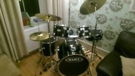 Mapex full drumkit