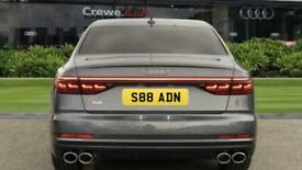 S88 ADN Cherished reg, Ideal S8/S8 BAD/ADN private numberplate