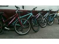 Ladies / Gents Bikes £45-65