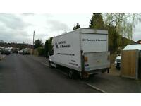 Man and Van tail lift Crawley, Horsham, Pulborough, Southwater, Billingshurst Surrey, West Sussex