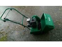 Suffolk punch 17sk petrol lawnmower