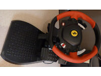 Thrustmaster Ferrari 458 Spider Racing Wheel and Pedals for Xbox One