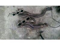 BMW E36 M3 EVO exhaust manifolds