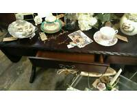 Stunning drop leaf coffee table ideal shabby chic project