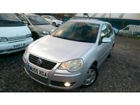 Volkswagon polo, 1.4, TDI 80 S, 5door, Silver, good condition, drives well