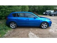 Mazda 3 2005\Petrol 1.6\ Ts2\ Manual