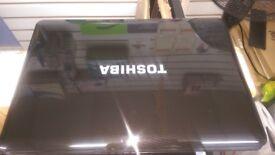 USED TOSHIBA SATELITE L505 i5 PROCESSOR WINDOWS 7 WEBCAM LAPTOP