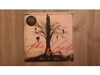 "The Used 'Take It Away' Limited Edition Red 7"" Vinyl Single"