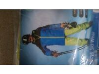 Crane 7-8 years boy ski suit