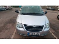 Chrysler Voyager, 2.5 CRD S, manual, diesel, 9 month a MOT, Full service history, Very low millage