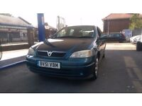 vauxhall astra 1.6 Spares or repair