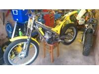 Gas gas txt pro 125 (trails bike pitbike beta)