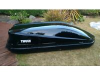 Thule Touring 200 roof box for sale
