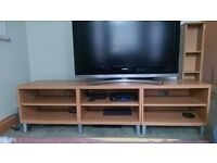 TV stand/ Multimedia Unit & CD stand