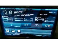 Asus Amd Six Core Cpu 12GB Ram Zalman z11 Nvidia PC Desktop