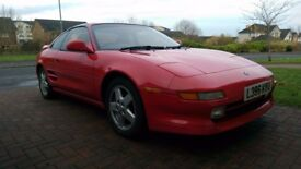 1994 Rev3 Toyota MR2 G-Limited T-Bar might swap p/x