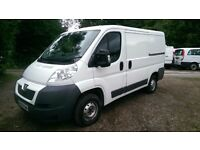 Peugeot Boxer 2.2 HDi 330 L1 H1 Professional 4dr New Mot , Just Serviced , Same as Relay